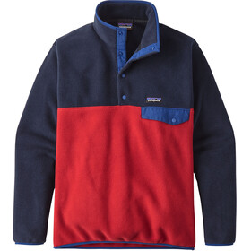 Patagonia Synch Snap-T P/O Lightweight Jacket Men classic red